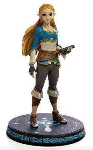 Legend of Zelda Breath of the Wild PVC Statue: Princess Zelda First4Figures*