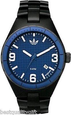 NEW ADIDAS SPECTATOR CAMBRIDGE BLACK,BLUE WATCH ADH2525