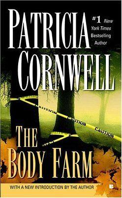 The Body Farm: Scarpetta (Book 5) by Patricia Cornwell (Body Farm)