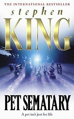 Pet Sematary,Stephen King- 9780450057694