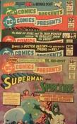DC Comics Presents Lot