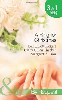 A Ring for Christmas. (Mills & Boon by Request) By Various ()