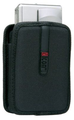 ICON Moulded Point & Shoot Compact Digital Camera Case (PRLOZ-BLK) Hard to Find! Digital Camera Case Icon