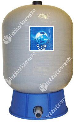 Tank 80 Litres Fibreglass C2LITE Warranty 5 Years Pot Expansion Autoclave