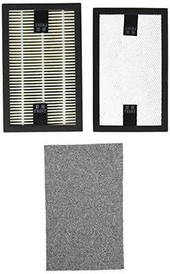 Crane USA Air Purifier Filter , Shark and Penguin Air Purifier, True HEPA Filter
