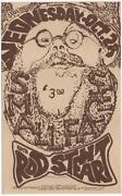 Fillmore Handbill
