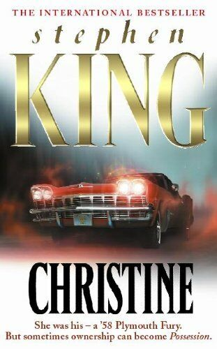 Christine By Stephen King. 9780450056741