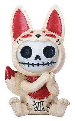 Furry Bones Kitsune the Japanese Cat, Skeleton in Costume, NIB](Cat Skeleton Costume)