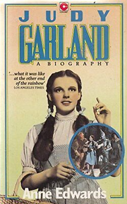 Judy Garland (Coronet Books) by Edwards, Anne Paperback Book The Cheap Fast Free