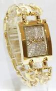 Stainless Steel Women Watch Square