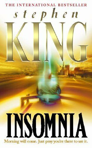Insomnia By Stephen King. 9780450608483
