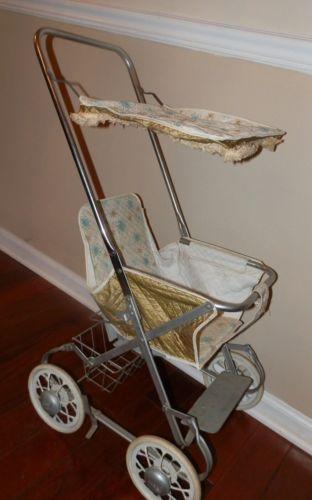 Vintage Baby Doll Stroller Ebay