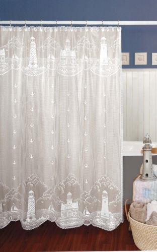 Ocean shower curtain ebay