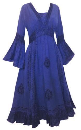 Wiccan Dress Ebay
