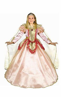 Dress Up America Kleine Prinzessin des Schlosskostüms (1-2 - Dress Up Prinzessin Kostüme