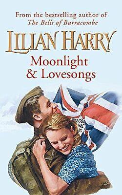 Moonlight & Lovesongs (Street at War), Harry, Lilian, Like New, Paperback