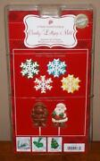 Christmas Candy Molds