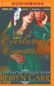 The Everlasting Covenant by Robyn Carr (2015, MP3 CD, Unabridged)
