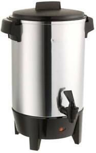 Brand New West Bend Party Perk Coffee Urn