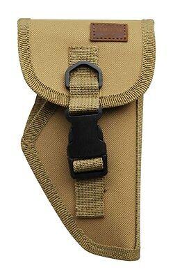 Handed Small Gun Holster (Desert Tan Small Right Hand Gun Belt Holster BB Airsoft Pistol Tactical 205TR )