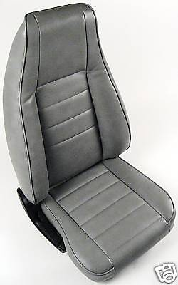 JEEP 1991-1996 YJ WRANGLER RECLINING BUCKET SEATS UPH KIT-  NEW for sale  Anaheim