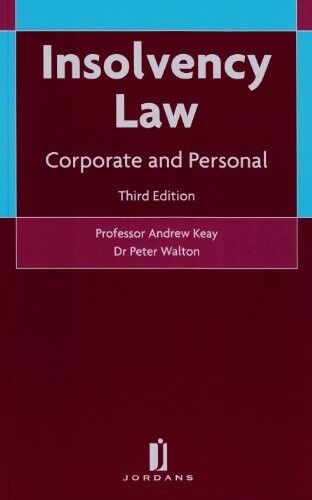 Insolvency Law Corporate and Personal