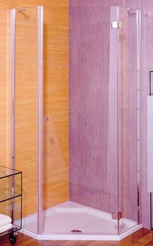 duschkabine 100x100 f nfeck ebay. Black Bedroom Furniture Sets. Home Design Ideas