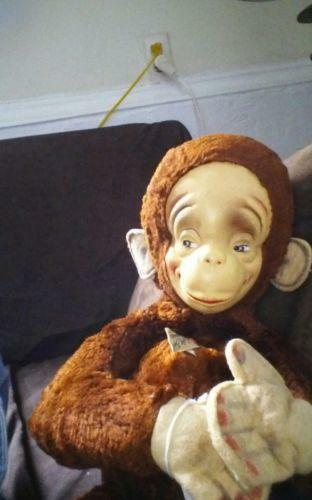 Stuffed Monkey | eBay