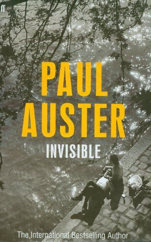 Invisible,Paul Auster- 9780571249312