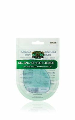 Moneysworth & Best Gel Ball of Foot Cushion Support Insert Pad- M&B- 1