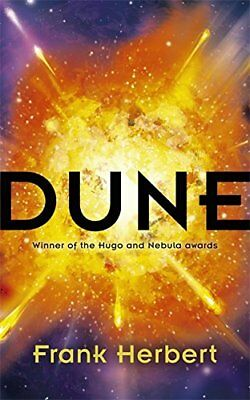 Dune by Frank Herbert Paperback Book The Fast Free Shipping