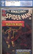 Amazing Spiderman 28 CGC