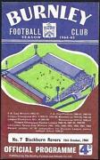 Burnley V Blackburn