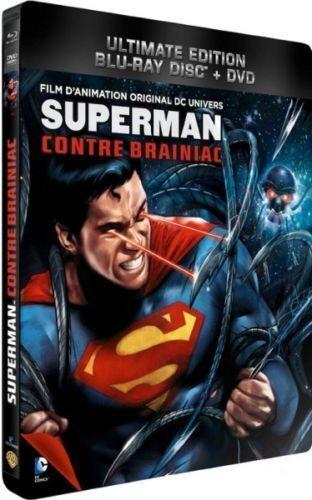 Superman - Unbound blu ray Steelbook