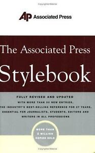 The Associated Press Stylebook and Briefing on Media Law by