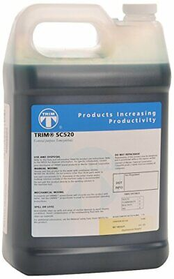 Cutting &Grinding Fluids SC520/1 General Purpose Semisynthetic Fluid Concentrate