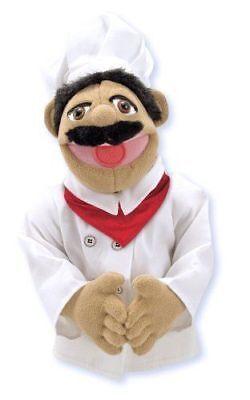 Melissa and Doug Chef Pee Pee Puppet #2553  BRAND NEW](Melissa And Doug Puppet)