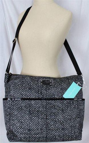 kate spade serena diaper bag ebay. Black Bedroom Furniture Sets. Home Design Ideas