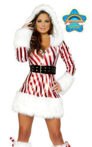 efb155c712f18 Candy Cane Costume | eBay