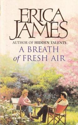 A Breath of Fresh Air by Erica James (Paperback, 2001) for sale  Rugeley