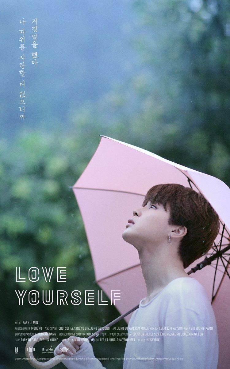 BTS[Love Yourself 承 'HER']5th Mini Album Random Ver CD+Poster+Book+Gift+Tracking
