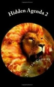 Hidden Agenda 2 by Cuddon, Jennifer -Paperback