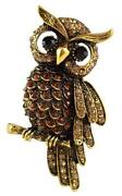 Antique Bird Brooch
