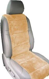 Sheepskin Seat Insert