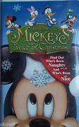 Mickey Mouse VHS