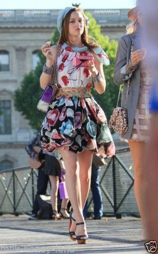 5196bc5d855 Gossip Girl Dress
