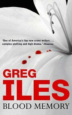 Very Good, Blood Memory, Iles, Greg, Paperback