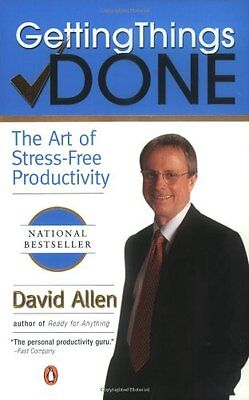 Купить Getting Things Done: The Art of Stress-Free Productivity by David Allen
