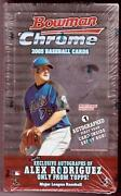 2005 Bowman Chrome Box