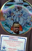Emmitt Smith Plate